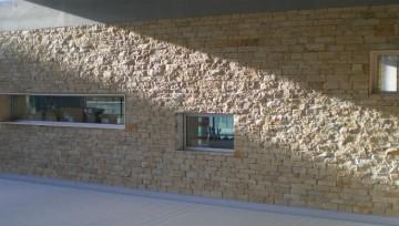 Réaliser un mur de pierres