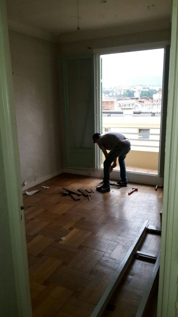 renovation d'appartement nice