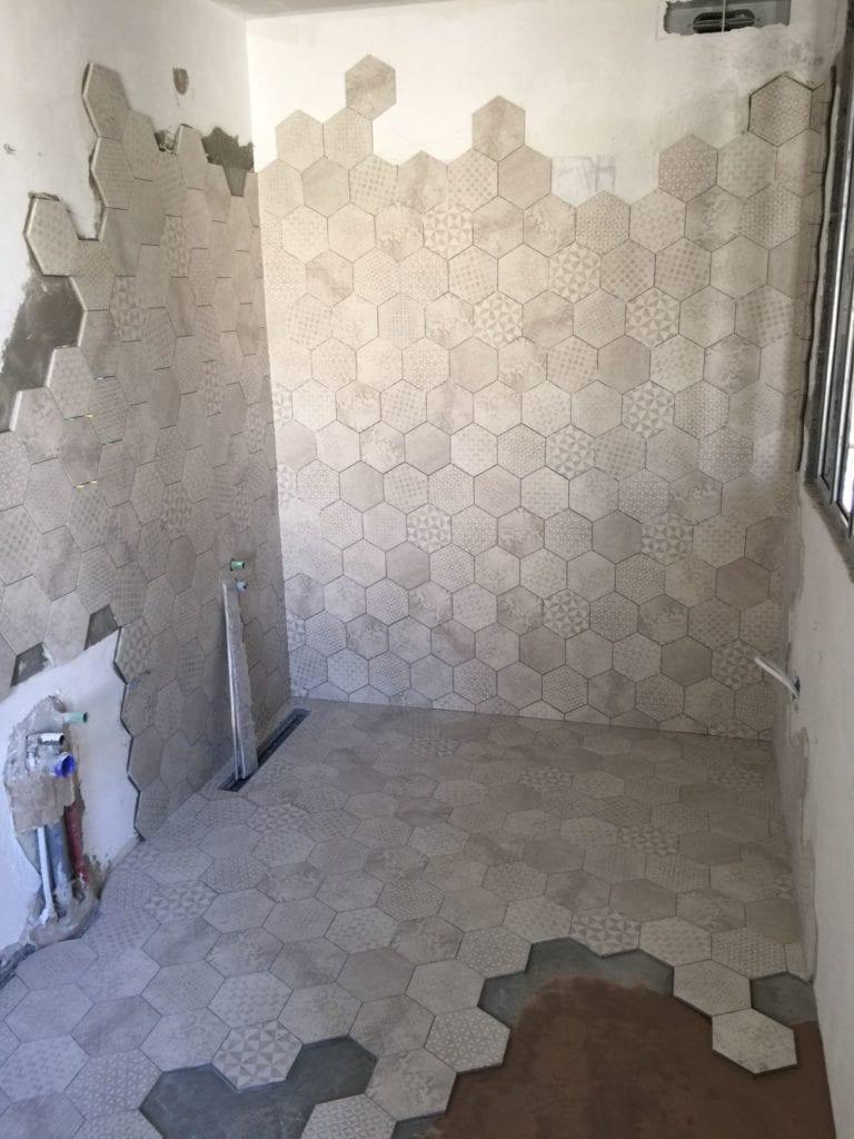 Travaux de rénovation d'un appartement à Nice - Alpes Maritimes