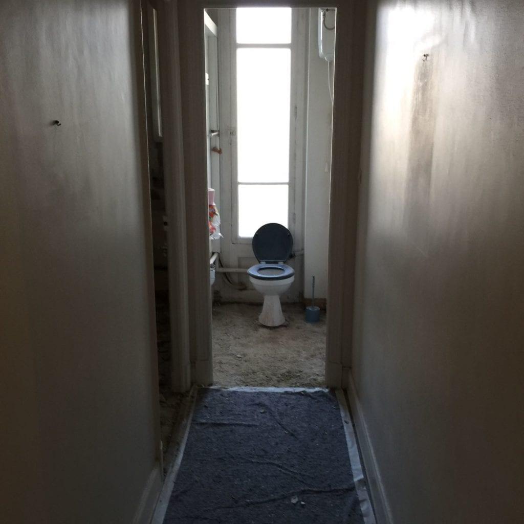 Rénovation appartement Monaco
