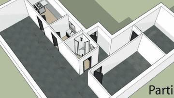 Travaux de rénovation complète de bureaux à Cannes - Suite et Fin