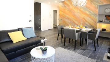 Travaux de rénovation complète d'un appartement à Antibes